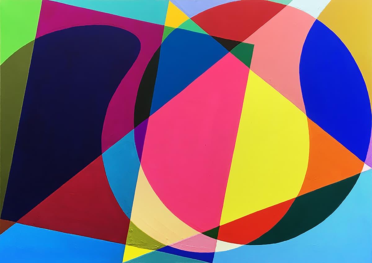 色彩基礎トレー二ング:復習